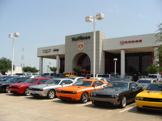 Huffines Chrysler Jeep Dodge RAM Plano