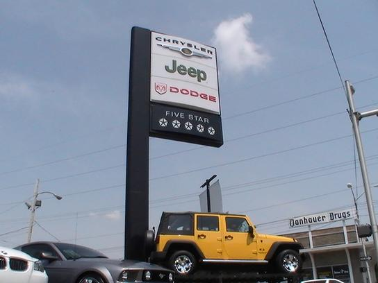 Steve Jones Chrysler Dodge Jeep Owensboro Ky 42301 Car Dealership