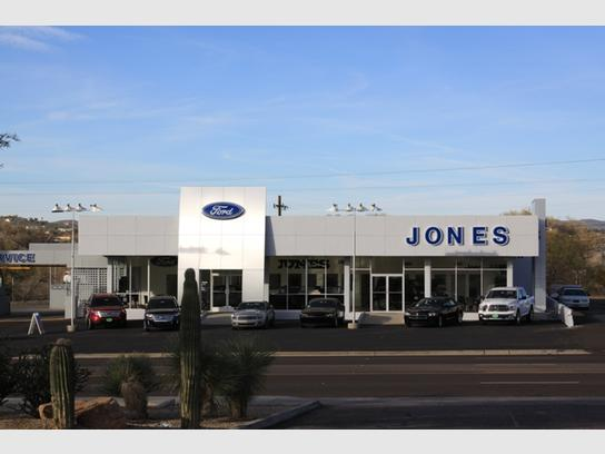 Jones Ford Wickenburg >> Jones Ford Wickenburg Az 85390 Car Dealership And Auto Financing