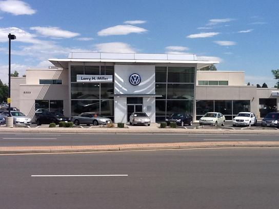 Larry H Miller Volkswagen >> Larry H Miller Volkswagen Lakewood Lakewood Co 80214