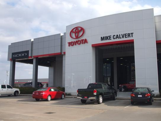 Mike Calvert Toyota