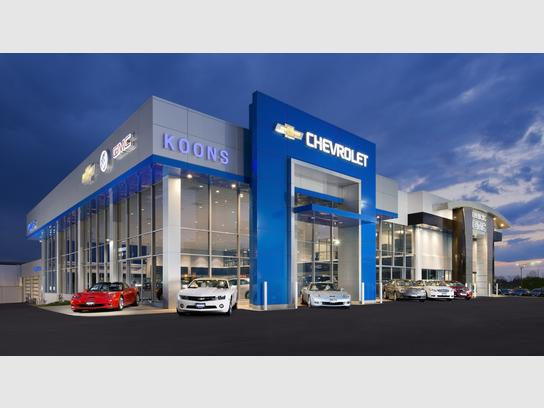 Koons Tysons Chevrolet Buick Gmc Vienna Va 22182 Car Dealership And Auto Financing Autotrader