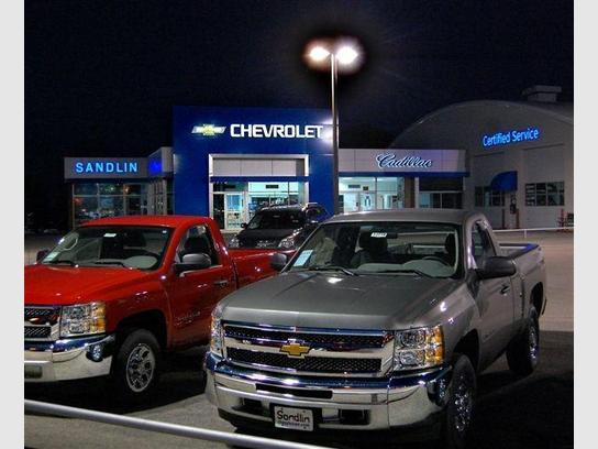 Sandlin Motors Inc Mount Pleasant Tx 75455 Car Dealership And