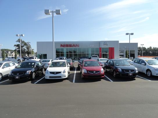 Lee Motor Wilson Nc >> Lee Nissan Wilson Nc 27896 Car Dealership And Auto