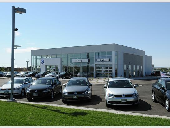 Car Dealerships In Billings Mt >> Volkswagen Billings Billings Mt 59106 Car Dealership And Auto