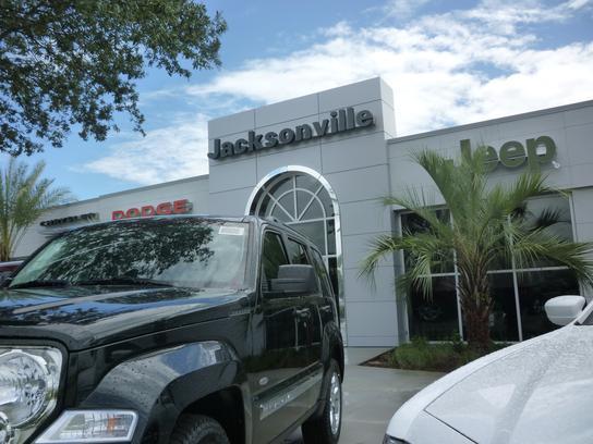 Chrysler Jeep Dodge Dealership Jacksonville Florida