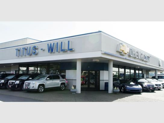 Titus Will Chevrolet Buick Gmc Cadillac Olympia Auto Mall Olympia Wa 98502 Car Dealership And Auto Financing Autotrader
