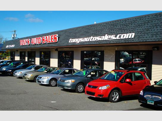 Car Dealerships In Ct >> Tony S Auto Sales Waterbury Ct 06706 Car Dealership And Auto