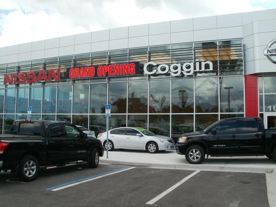 Coggin Nissan On Atlantic Jacksonville Fl 32225 Car Dealership