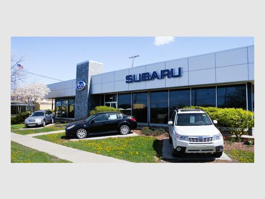 Schlossmann Subaru City of Milwaukee