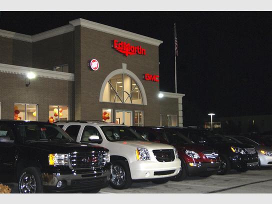 Ed Martin Gmc >> Ed Martin Buick Gmc Carmel In 46032 Car Dealership And