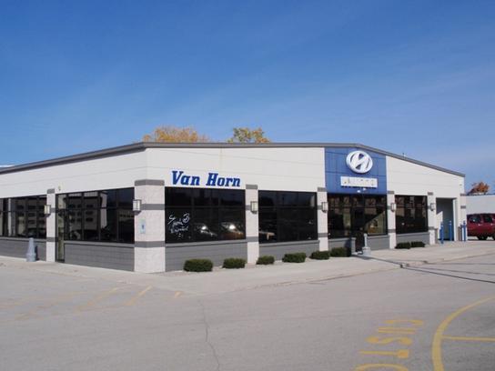 Van Horn Hyundai >> Van Horn Hyundai Mazda Of Sheboygan Sheboygan Wi 53081 Car