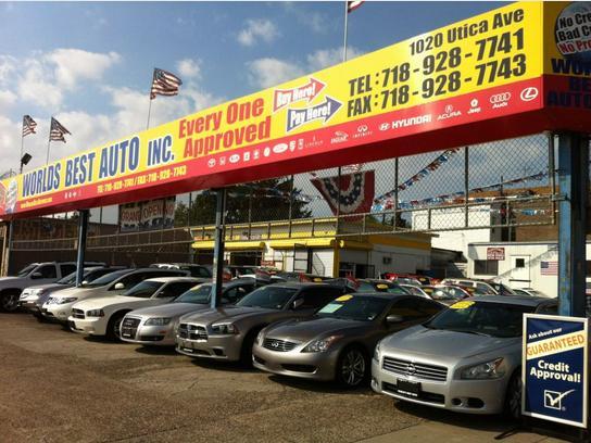Car Dealerships In Brooklyn >> Worlds Best Auto Inc Brooklyn Ny 11203 Car Dealership