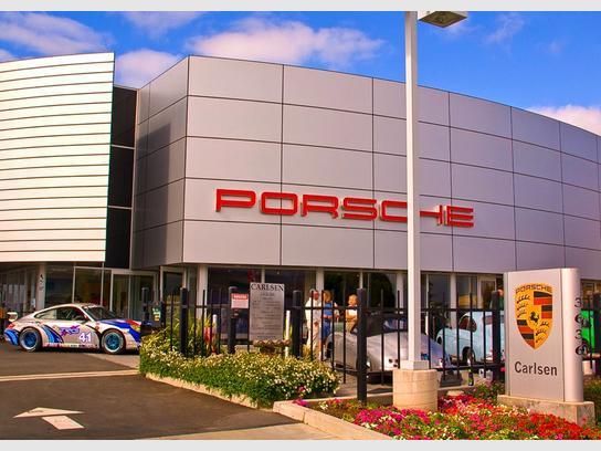 Porsche Redwood City