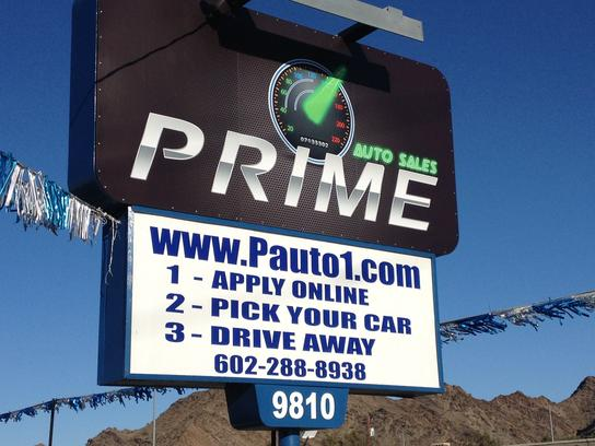 Prime Auto Sales >> Prime Auto Sales Phoenix Az 85020 Car Dealership And Auto