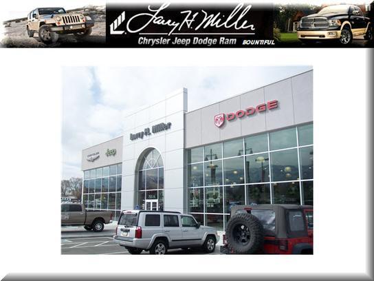 Larry H Miller Bountiful >> Larry H Miller Chrysler Jeep Dodge Ram Bountiful Woods Cross Ut