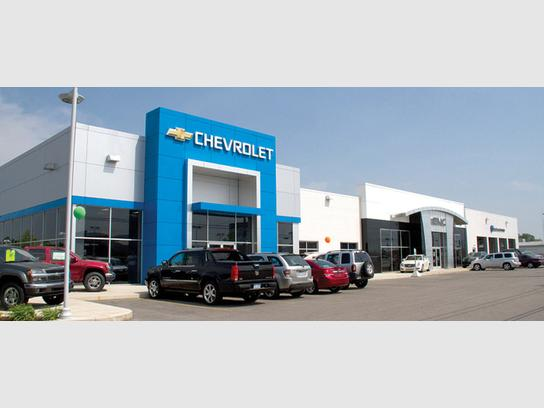Betten Baker Chevrolet Cadillac GMC