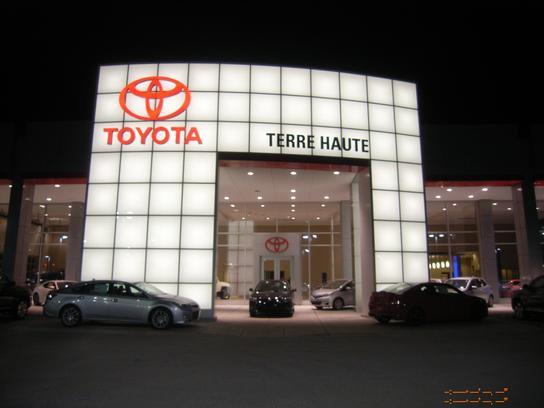 Terre Haute Car Dealerships >> Toyota Of Terre Haute Terre Haute In 47802 Car Dealership And