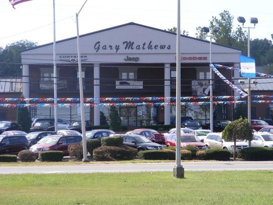 Gary Mathews Motors