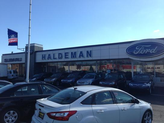 Haldeman Of Hamilton Ford/Subaru