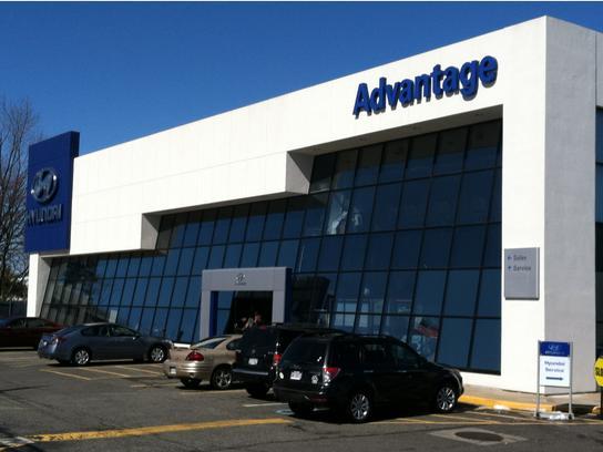 Advantage Hyundai