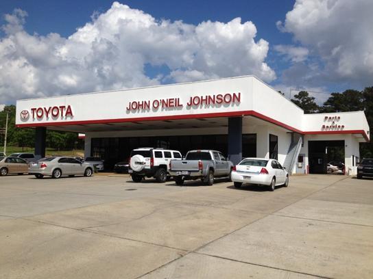 John Oneil Johnson Toyota >> John O Neil Johnson Toyota Meridian Ms 39302 Car Dealership And