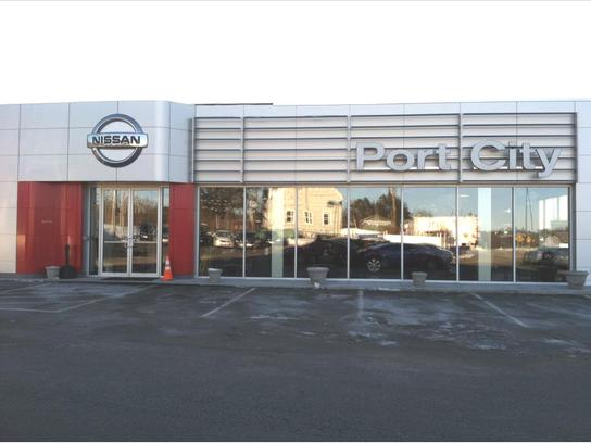 Port City Dodge >> Port City Nissan Portsmouth Nh 03801 Car Dealership And