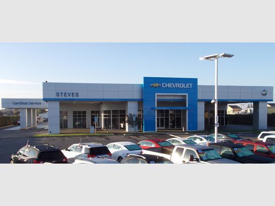 Steves Chevrolet Buick Inc