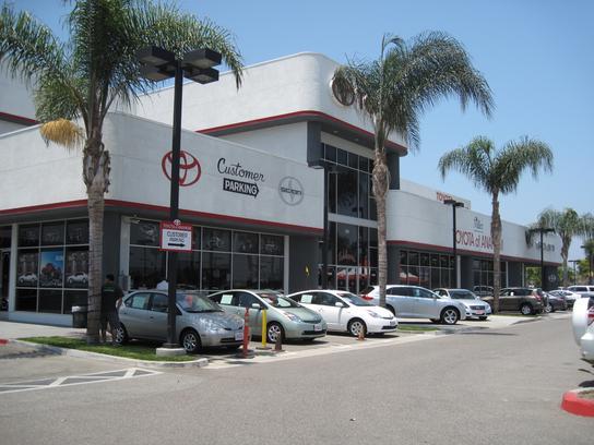 Miller Toyota of Anaheim