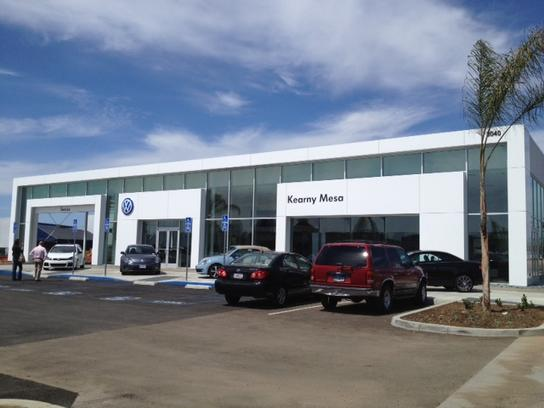 Volkswagen Of Kearny Mesa San Diego Ca 92111 Car Dealership And