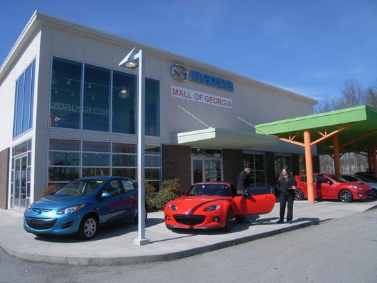 Mazda Dealerships In Georgia >> Mall Of Georgia Mazda Buford Ga 30519 Car Dealership