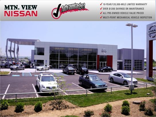 Mountain View Nissan >> Mountain View Nissan Super Center Chattanooga Tn 37408 Car