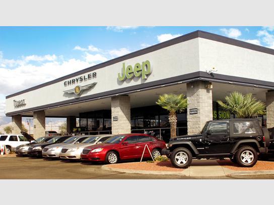 Larry Miller Jeep >> Larry H Miller Chrysler Jeep Tucson Tucson Az 85710 Car