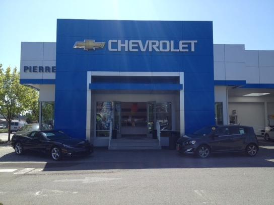 Bill Pierre Chevrolet >> Bill Pierre Chevrolet Seattle Wa 98125 Car Dealership And Auto