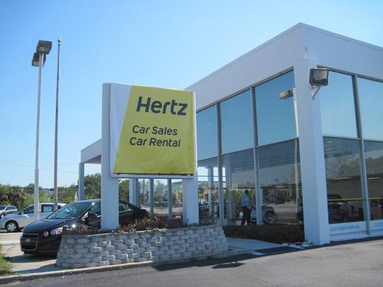 Hertz Car Sales Clearwater