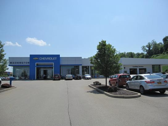 Washington Chevrolet : Washington , PA 15301 Car ...
