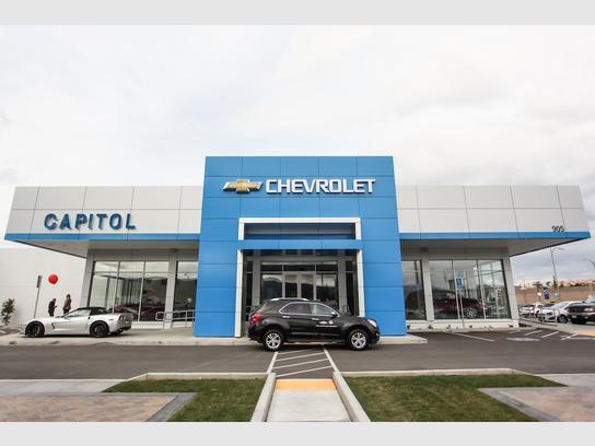 San Jose Car Dealerships >> Capitol Chevrolet Of San Jose San Jose Ca 95136 Car Dealership