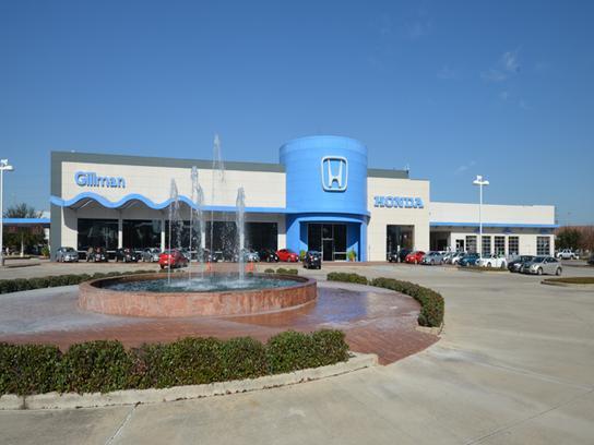 Gillman Honda Houston >> Gillman Honda Houston Houston Tx 77099 Car Dealership