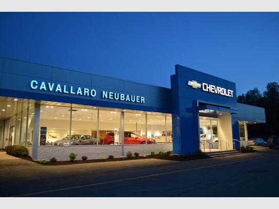 Cavallaro-Neubauer Chevrolet