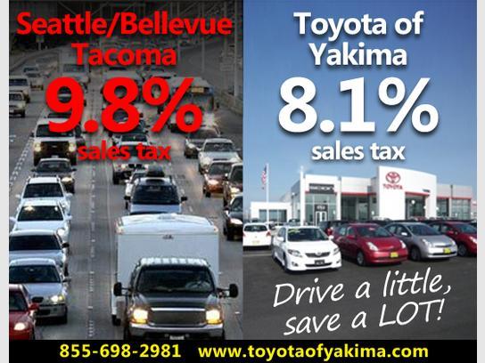 Toyota Of Yakima Yakima Wa 98903 Car Dealership And Auto