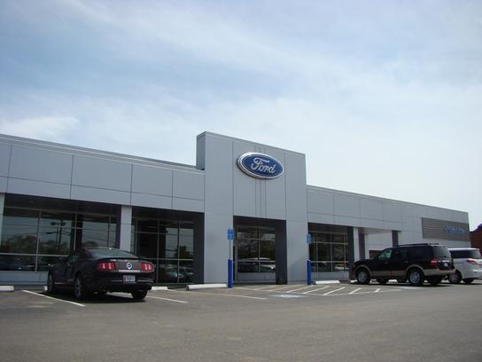Balise Ford of Cape Cod