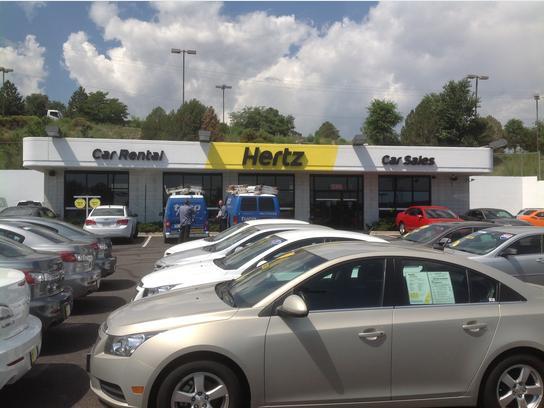 Car Dealerships Colorado Springs >> Hertz Car Sales Colorado Springs Colorado Springs Co