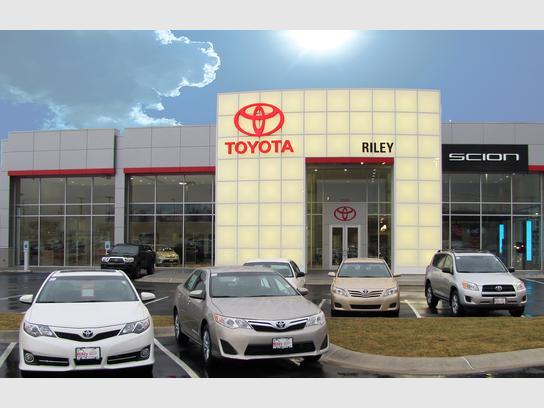 Riley Toyota
