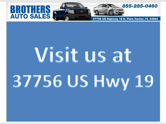 Brothers Auto Sales >> Brothers Auto Sales Palm Harbor Fl 34684 Car Dealership