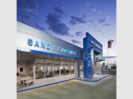 Sandy Sansing Used Cars >> Sandy Sansing Chevrolet Pensacola Fl 32505 Car