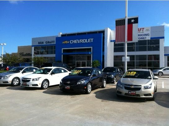 Ron Craft Baytown >> Ron Craft Chevrolet Cadillac Baytown Tx 77521 Car Dealership And