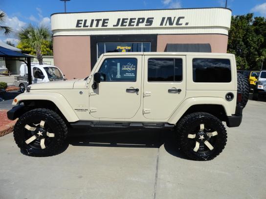 Elite Jeeps Inc.