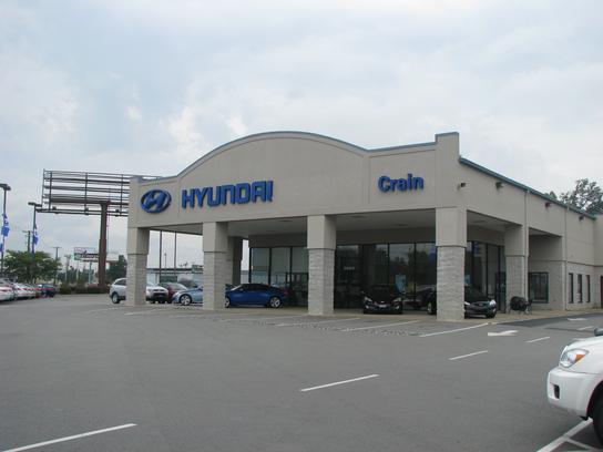 Crain Hyundai Little Rock >> Crain Hyundai Of North Little Rock North Little Rock Ar