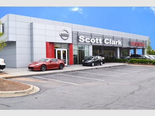 Scott Clark Nissan Charlotte Nc 28273 Car Dealership And Auto
