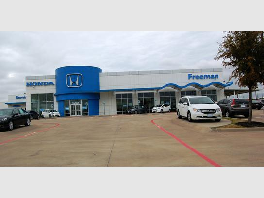 Honda Dealership Dallas Tx >> Freeman Honda Dallas Tx 75237 Car Dealership And Auto Financing